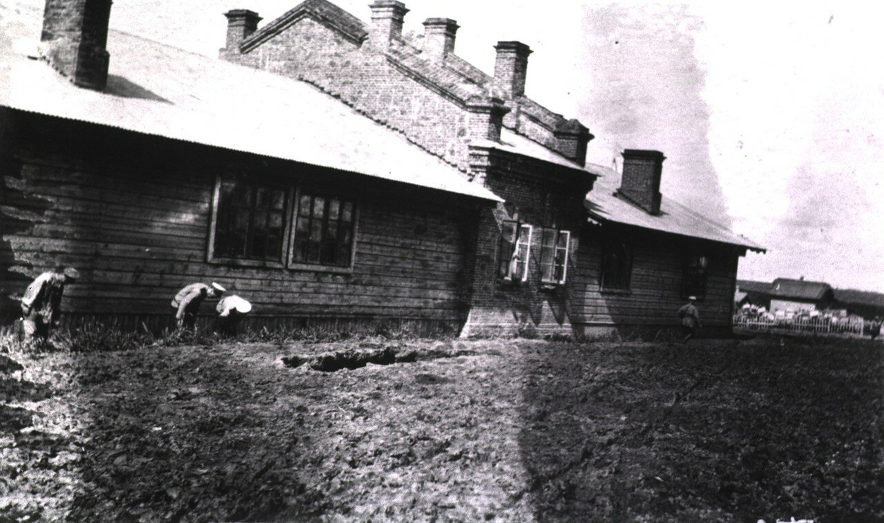 Солдатская баня, Харбин