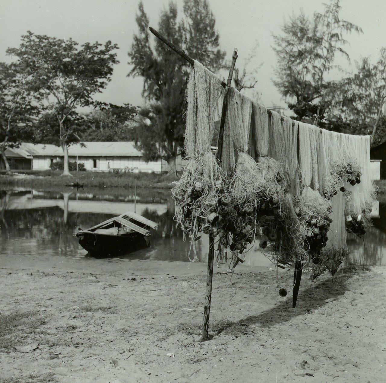 Лагуна Лагос. Рыбацкая деревня