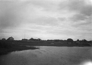 Фитинка. Вид на село