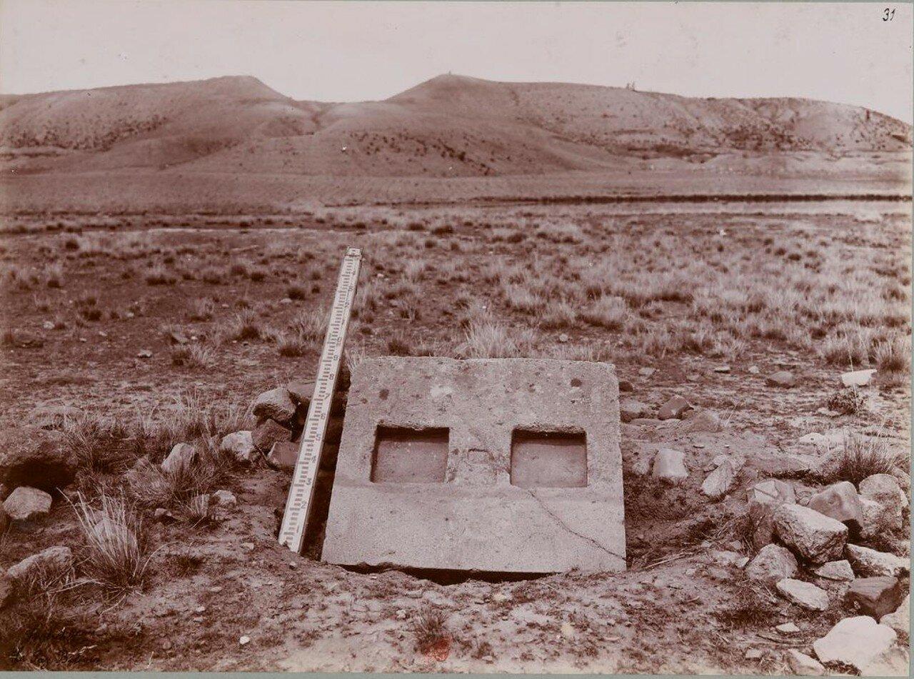 1903. Раскопки Тиуанако во время французской научной экспедиции в Южной Америке. Часть 2