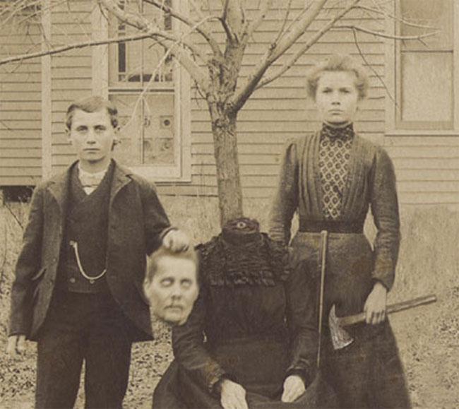 фотографии людей 19 века
