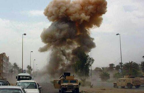 Теракт в Багдаде: 25 погибших, более 60 пострадавших