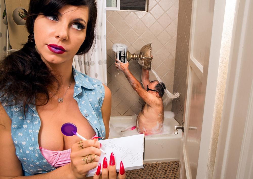 Красочны и сексуальные снимки Шона Дюфрена