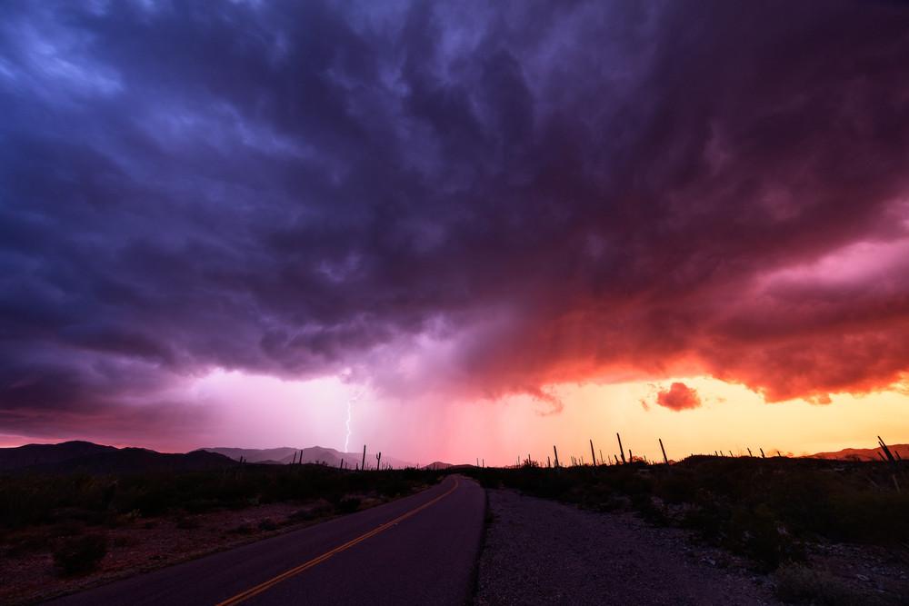 Бури над Аризоной