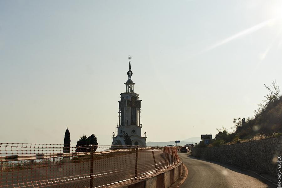 alexbelykh.ru, Храм-маяк Николая Чудотворца, церковь Солнечногорское