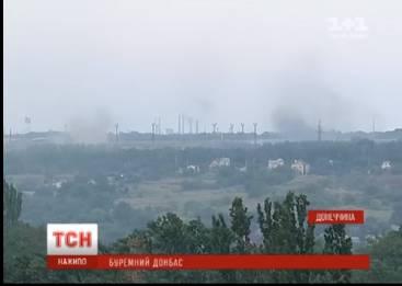 Последствия мощных обстрелов: В Авдеевской промзоне ранили 6 бойцов (видео)