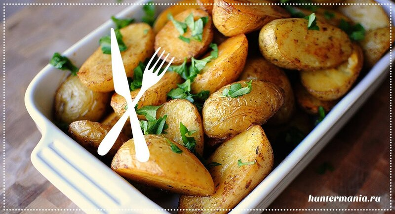 Секреты приготовления картошки