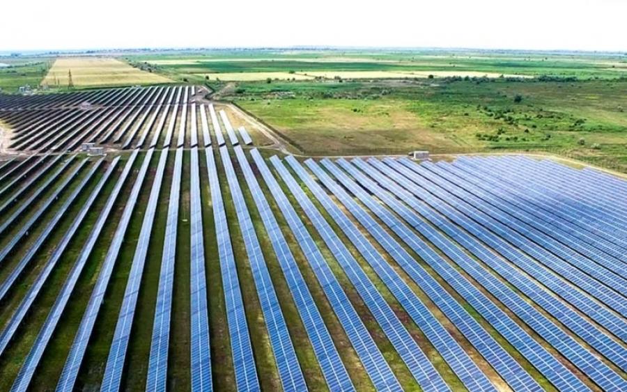НаХерсонщине построят крупнейшую солнечную электростанцию