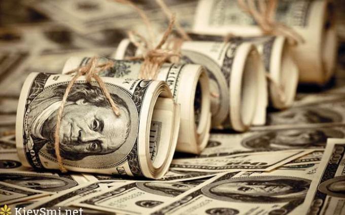 Курс доллара продолжает понижаться  кцели 63,20 рубля