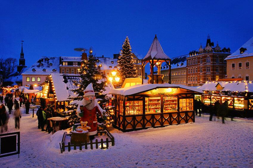 Annaberg-Buchholz Weihnachtsmarkt - Annaberg-Buchholz christmas market 15