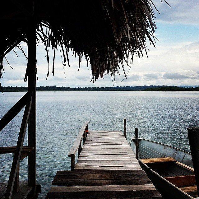 Бокас-дель-Торо, Панама. На архипелаге Бокас-дель-Торо каждый найдёт себе развлечение по душе: пешех