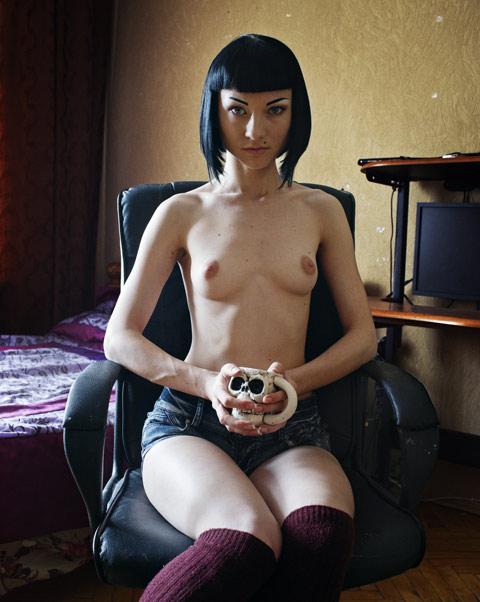 Таня Зацерковная, 22 года.