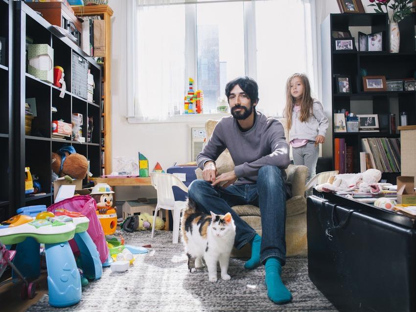 «Теперь, когда у нас с женой двое маленьких детей, стало сложнее уделять нашему