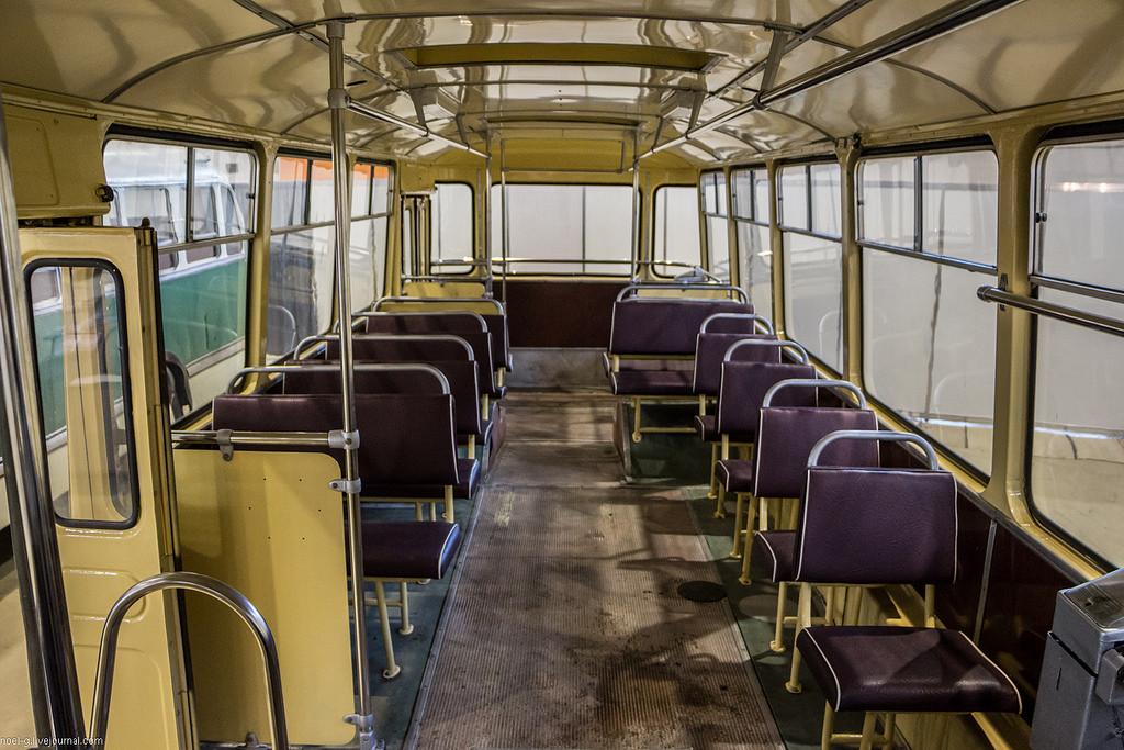 Ехал в автобусе с такой билетной кассой всего раз в жизни - как раз когда мы ехали в Химки.