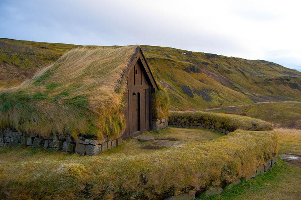 Тьорсардалур, Исландия.