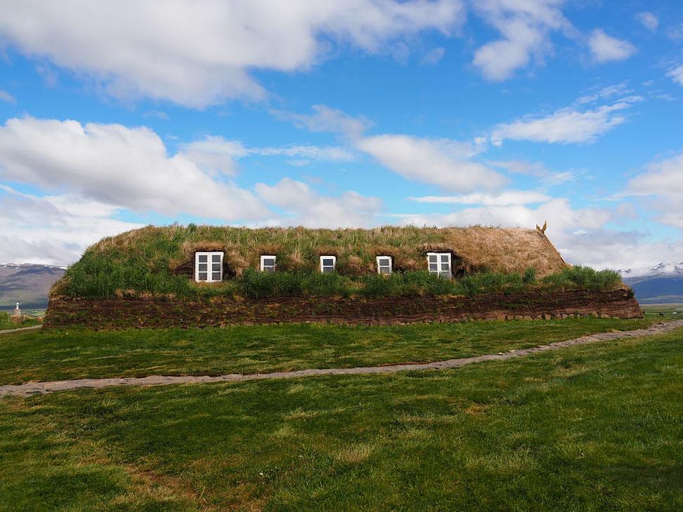 Глаумбэр, Исландия.