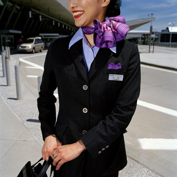 Юсоко, японская авиакомпания All Nippon Airways.