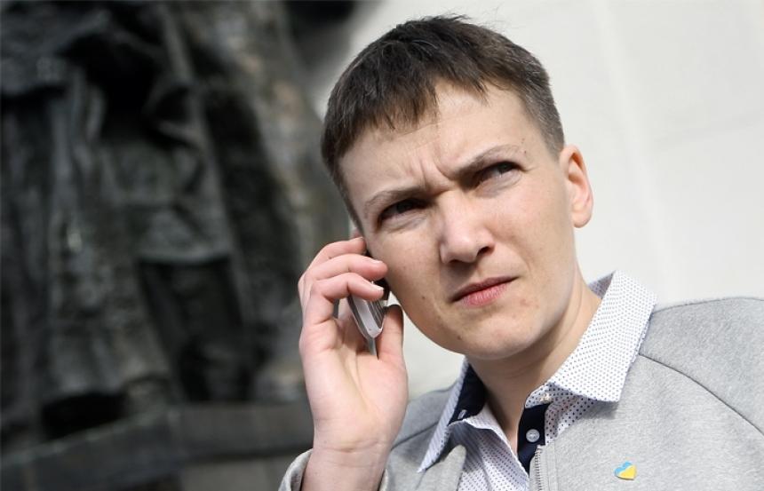 Савченко призналась, каково быть «шпионом Кремля»