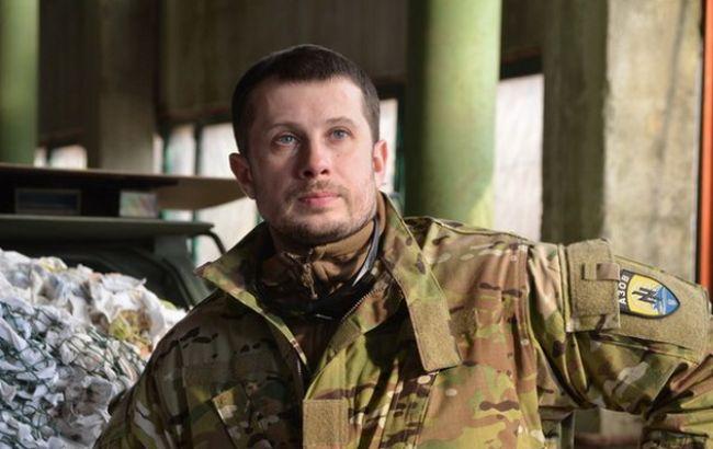 Полк спецназначения «Азов» принял решение сделать свою политическую партию