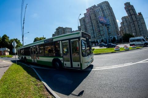 В столице России запустят новейшую сеть маршрутов наземного транспорта