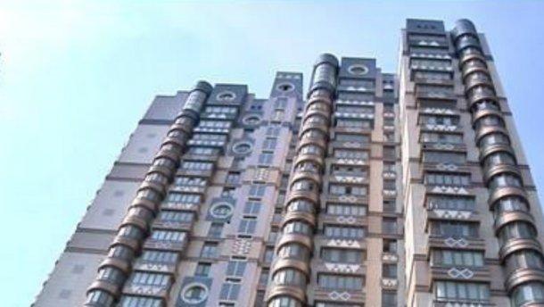 Киевской судье подарили квартиру задесятки миллионов гривен