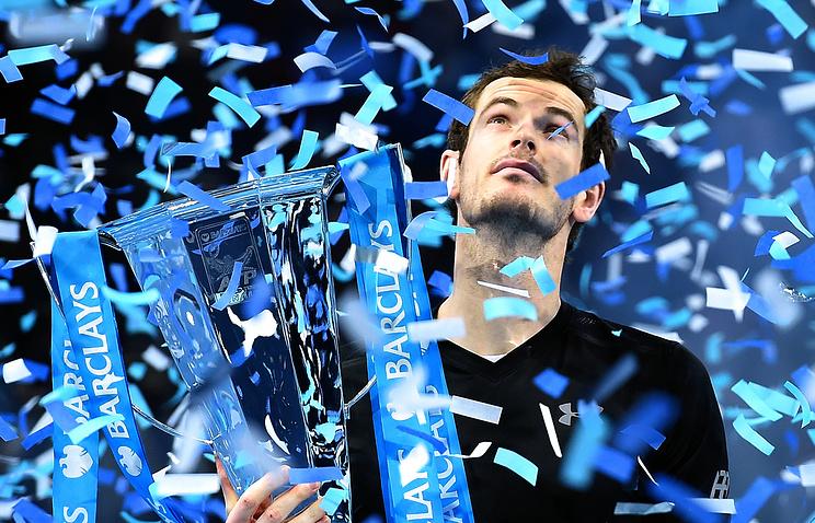 Энди Маррей стал спортсменом года вАнглии — Теннис