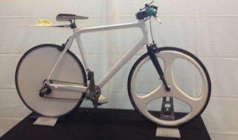 На 3D-принтере напечатан самый высокотехнологичный велосипед в мире.