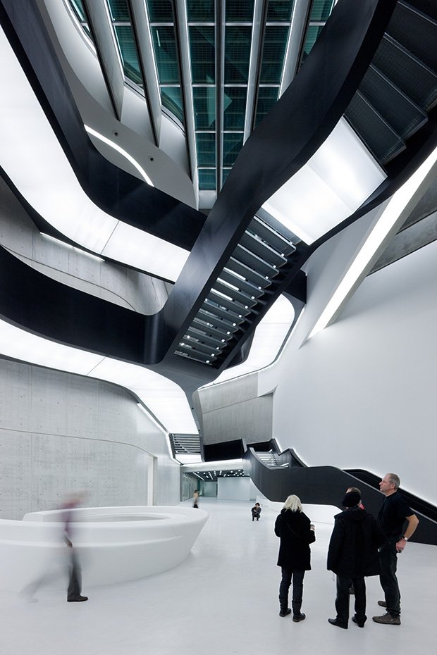 Zaha Hadid (1950-2016) Most Iconic Works