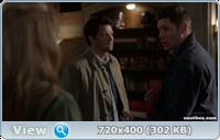 Сверхъестественное / Supernatural - Полный 12 сезон [2016, WEB-DLRip | WEB-DL 720p, 1080p] (LostFilm | NovaFilm)