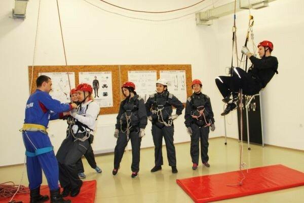 Сербия, Ниш, РСГЦ, тренировки, спасатели