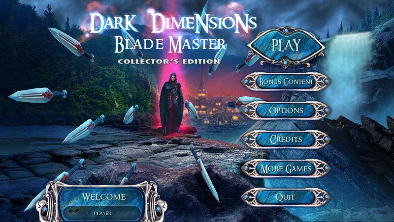 لعبة Dark Dimensions: Blade Master