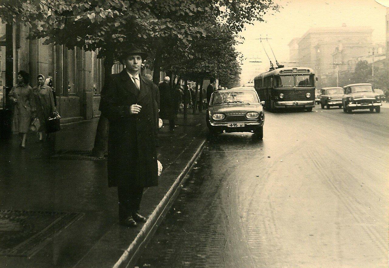 1962. Улица Горького
