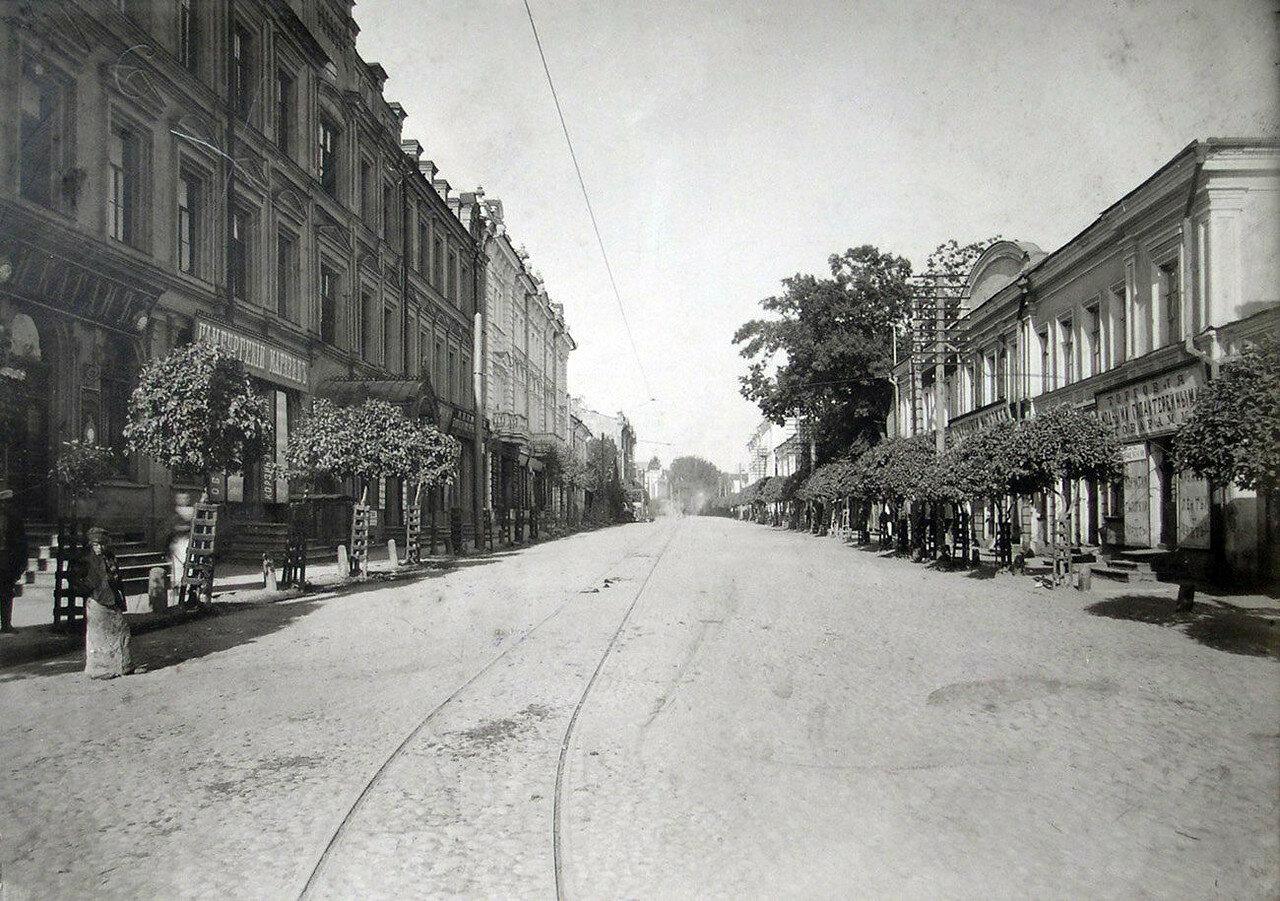 Пушкинская улица. 1901