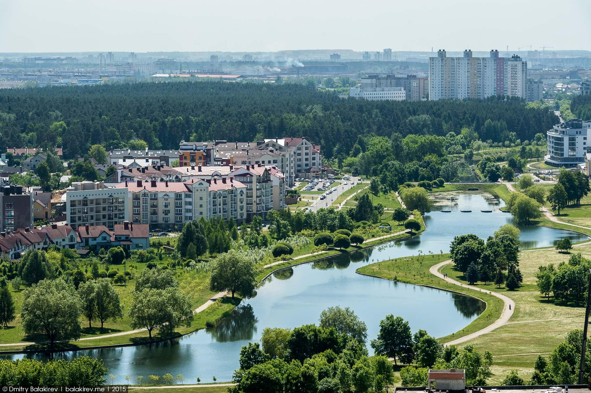 Минск — мегаполис мечты