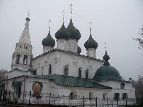 Ярославль. Церковь Николая-Чудотворца в Рубленом городе