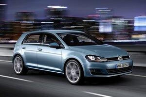 Volkswagen Golf стал самым продаваемым автомобилем 2014 г.