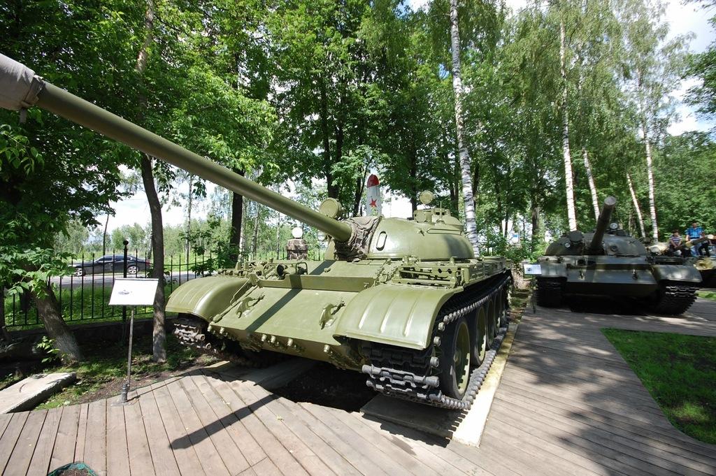 Музей техники Вадима Задорожного.