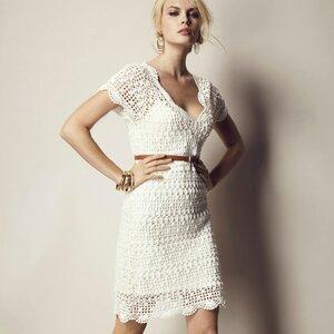 Филейный жемчуг - платье Top Studio из каталога 3 SUISSES