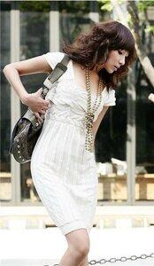 """Платье """"Элегантная простота - все дело в косах"""""""