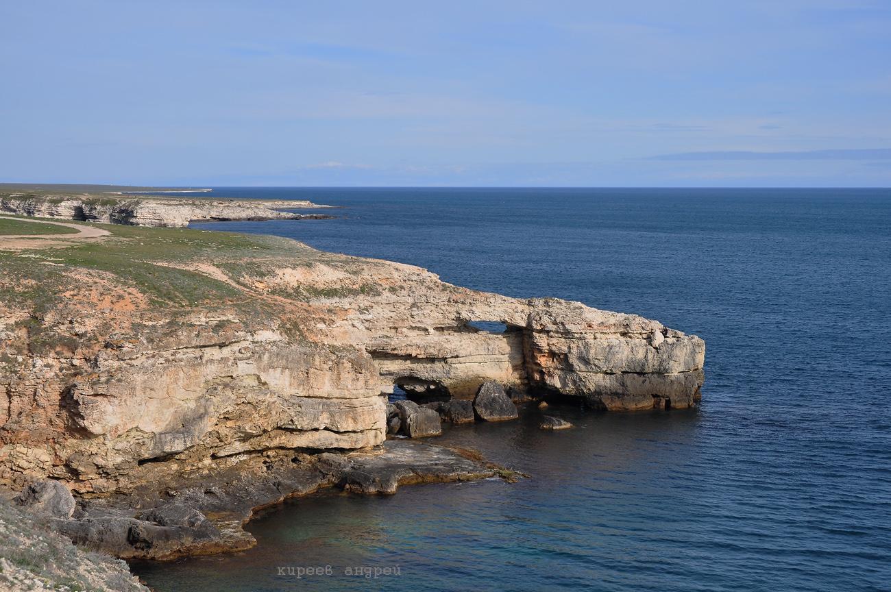 Полуостров Тарханкут.