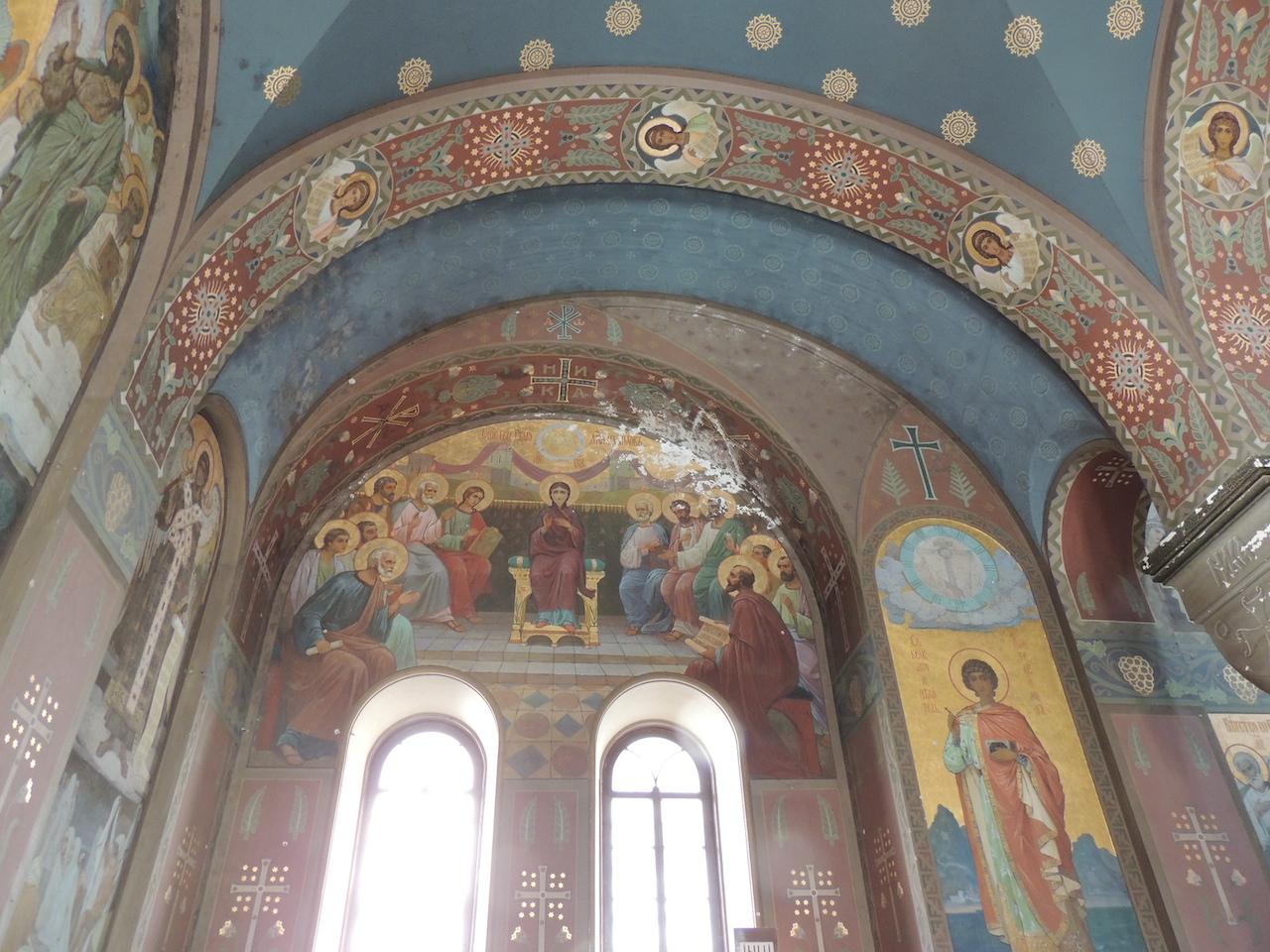Абхазия Новоафонский монастырь Храм 14 марта 2015 г., 15-51.JPG