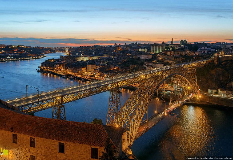 Если вдруг вам придется выбирать между Лиссабоном и Порту — выбирайте второй вариант.