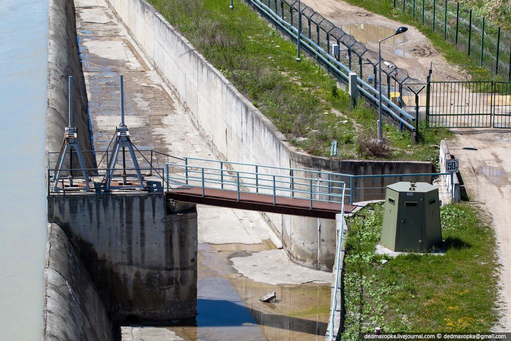 Каскад Кубанских ГЭС отмечает юбилей МК Ставрополь Кавказ