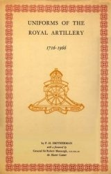 Книга Uniforms of the Royal Artillery 1716-1966