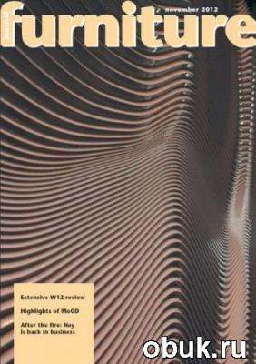 Книга Furniture Journal - November 2012