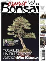 Журнал Esprit Bonsai №56 2012