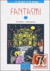 Книга Italiano Facile: Fantasmi (Libro & CD)