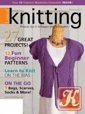 Книга Love of Knitting 2012 Summer
