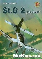 Kagero Miniatury Lotnicze 21 St.G2 Immelmann