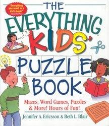 Книга The Everything Kids' Puzzle Book